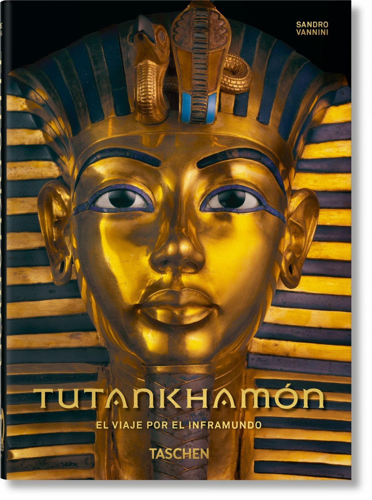 TUTANKHAMON EL VIAJE POR EL INFRAMUNDO 40TH ANNIVERSARY EDITION