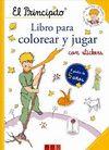 PRINCIPITO LIBRO PARA COLOREAR Y JUGAR