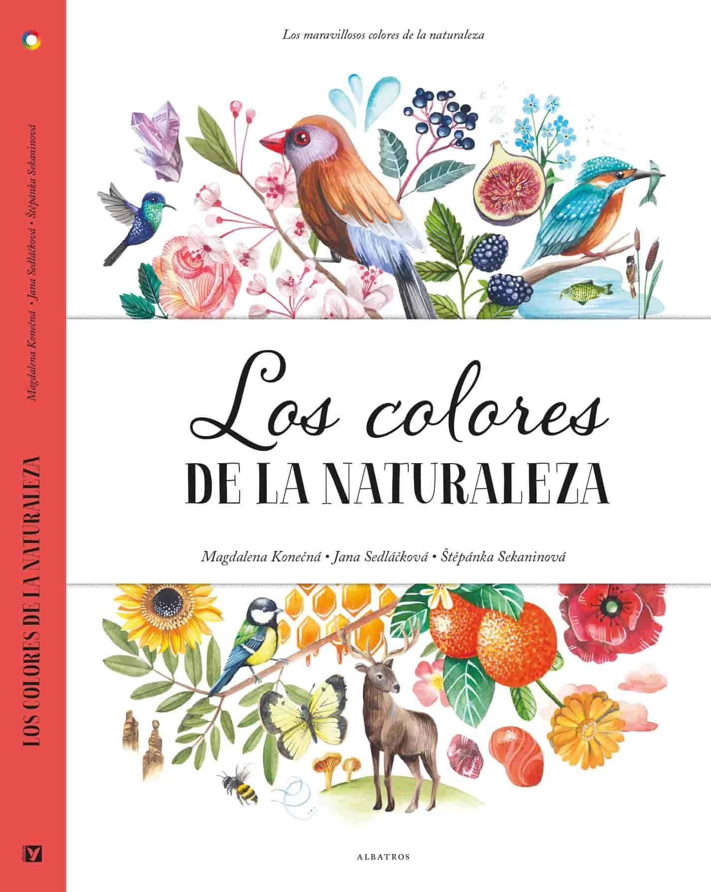 COLORES DE LA NATURALEZA LOS