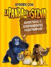 APRENDE CON LA PANDA DE LA SELVA DIVERTIDOS Y SORPRENDENTES PASATIEMPOS