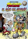 MAGOS DEL HUMOR 195 MORTADELO Y FILEMON EL CASO DEL CALCETIN
