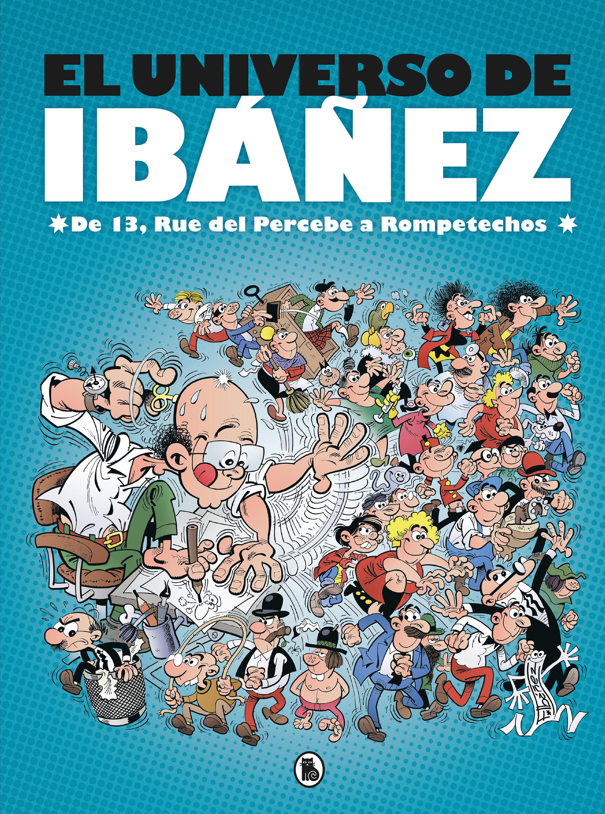 UNIVERSO DE IBAÑEZ EL
