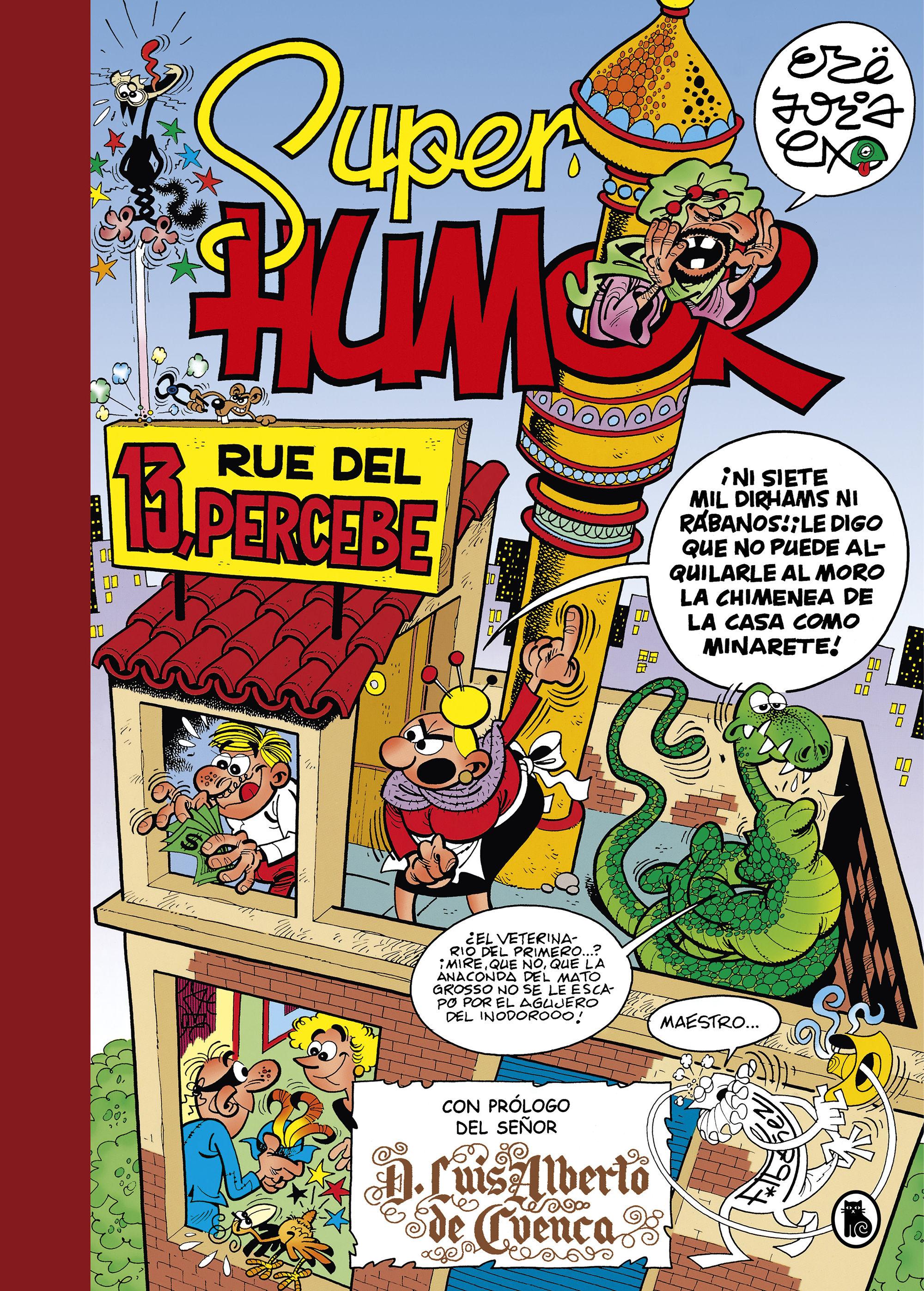 SUPER HUMOR MORTADELO 35 13 RUE DEL PER