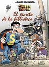 MAGOS DEL HUMOR 199 SUPER LOPEZ EL SECRETO DE LA BIBLIOTECA