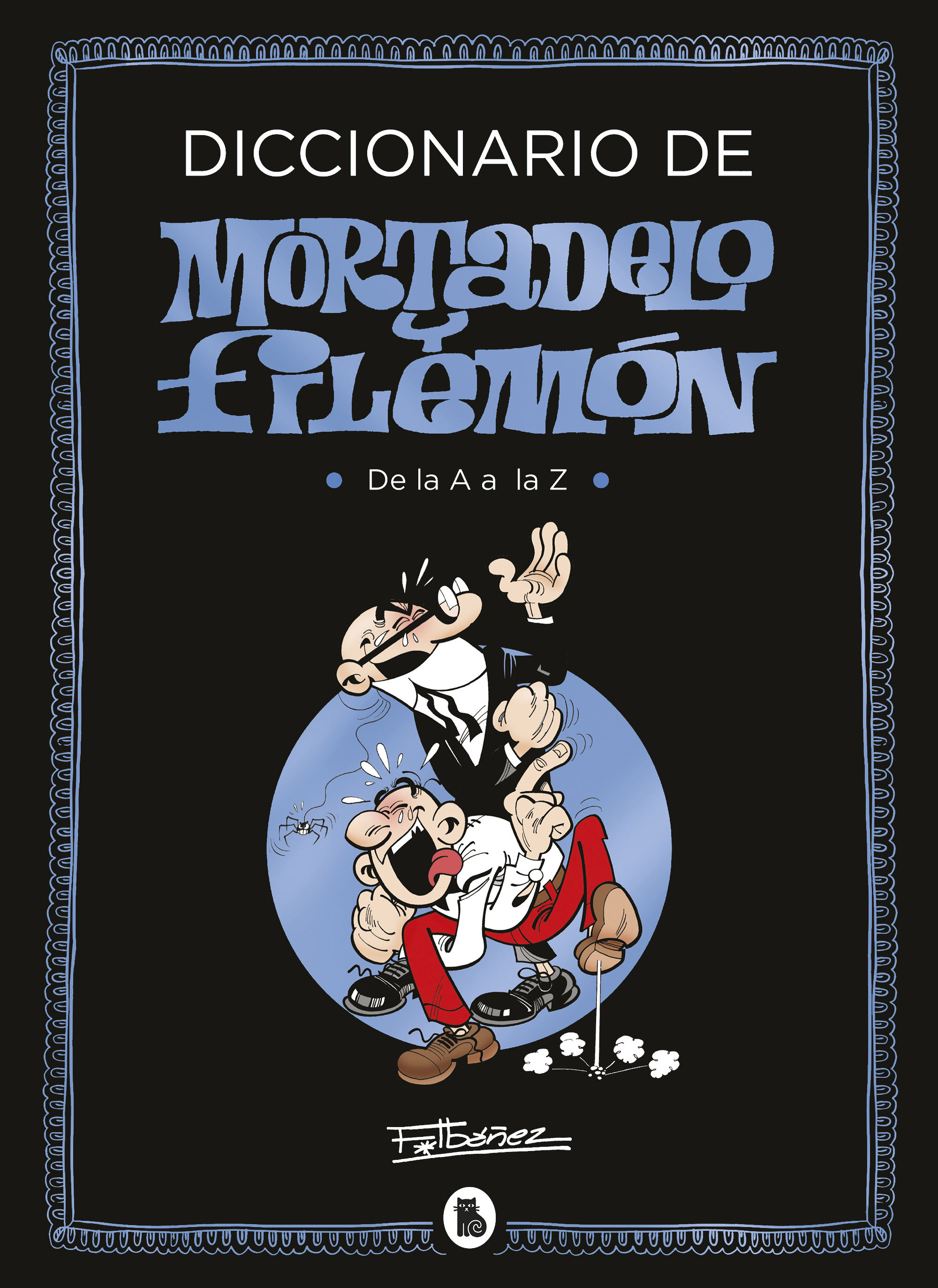 DICCIONARIO DE MORTADELO Y FILEMON