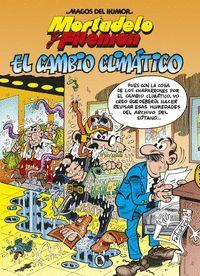 MAGOS DEL HUMOR 211 EL CAMBIO CLIMATICO