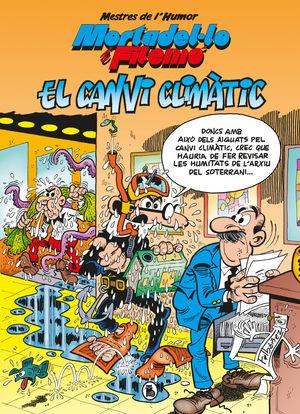 MESTRES DE L HUMOR 58 CANVI CLIMATIC