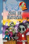 SOPA DE FANTASMA 9 LA COCIAN DE LOS MONSTRUOS