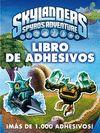 SKYLANDERS LIBRO DE ADHESIVOS