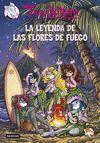 TEA STILTON 15 LA LEYENDA DE LAS FLORES DE FUEGO