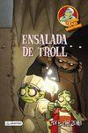 COCINA DE LOS MONSTRUOS 11 ENSALADA DE TROLL