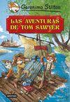 GERONIMO STILTON LAS AVENTURAS DE TOM SAWYER