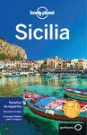 SICILIA LONELY PLANET 2014