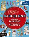 MI PRIMERA LONELY PLANET BARCELONA