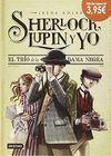 SHERLOCK LUPIN Y YO 1 EL TRÍO DE LA DAMA NEGRA EDICIÓN ESPECIAL 3,95€