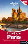 PARIS LO MEJOR LONELY PLANET 2015