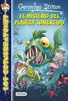 COSMORRATONES 6 EL MISTERIO DEL PLANETA SUMERGIDO LOS