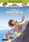 SIETE CAVERNICOLAS 4 CONTRA LOS MONSTRUOS MARINOS LOS