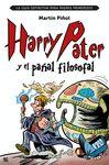 HARRY PATER Y EL PAÑAL FILOSOFAL