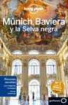 MUNICH BAVIERA Y LA SELVA NEGRA LONELY PLANET 2016