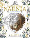 CRONICAS DE NARNIA COLOURING BOOK