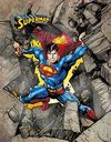 SUPERMAN CAJA METALICA