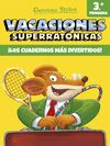 GERONIMO STILTON VACACIONES SUPERRATONICAS 3