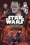 STAR WARS AVENTURAS EN EL ESPACIO SALVAJE EL RESCATE