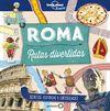 ROMA RUTAS DIVERTIDAS LONELY PLANET JUNIOR