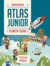 ATLAS JUNIOR PLANETA TIERRA SORPRENDENTE