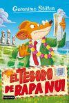 GERONIMO STILTON 73 EL TESORO DE RAPA NUI