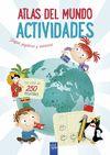 ATLAS DEL MUNDO ACTIVIDADES