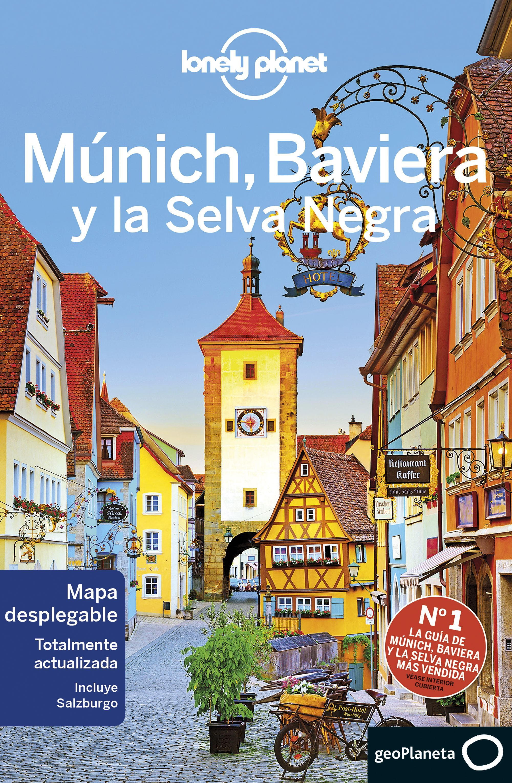 MUNICH BAVIERA Y LA SELVA NEGRA LONELY PLANET