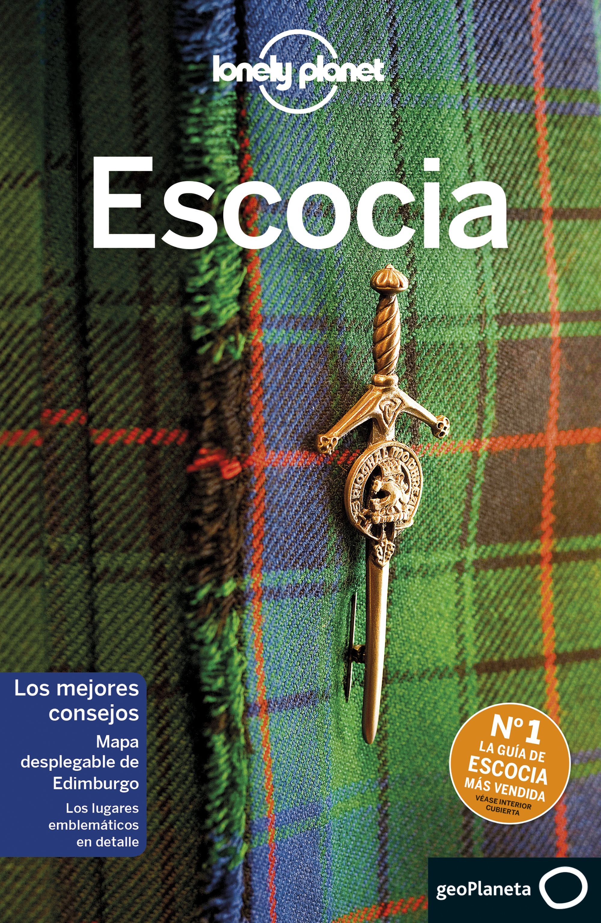 ESCOCIA LONELY PLANET