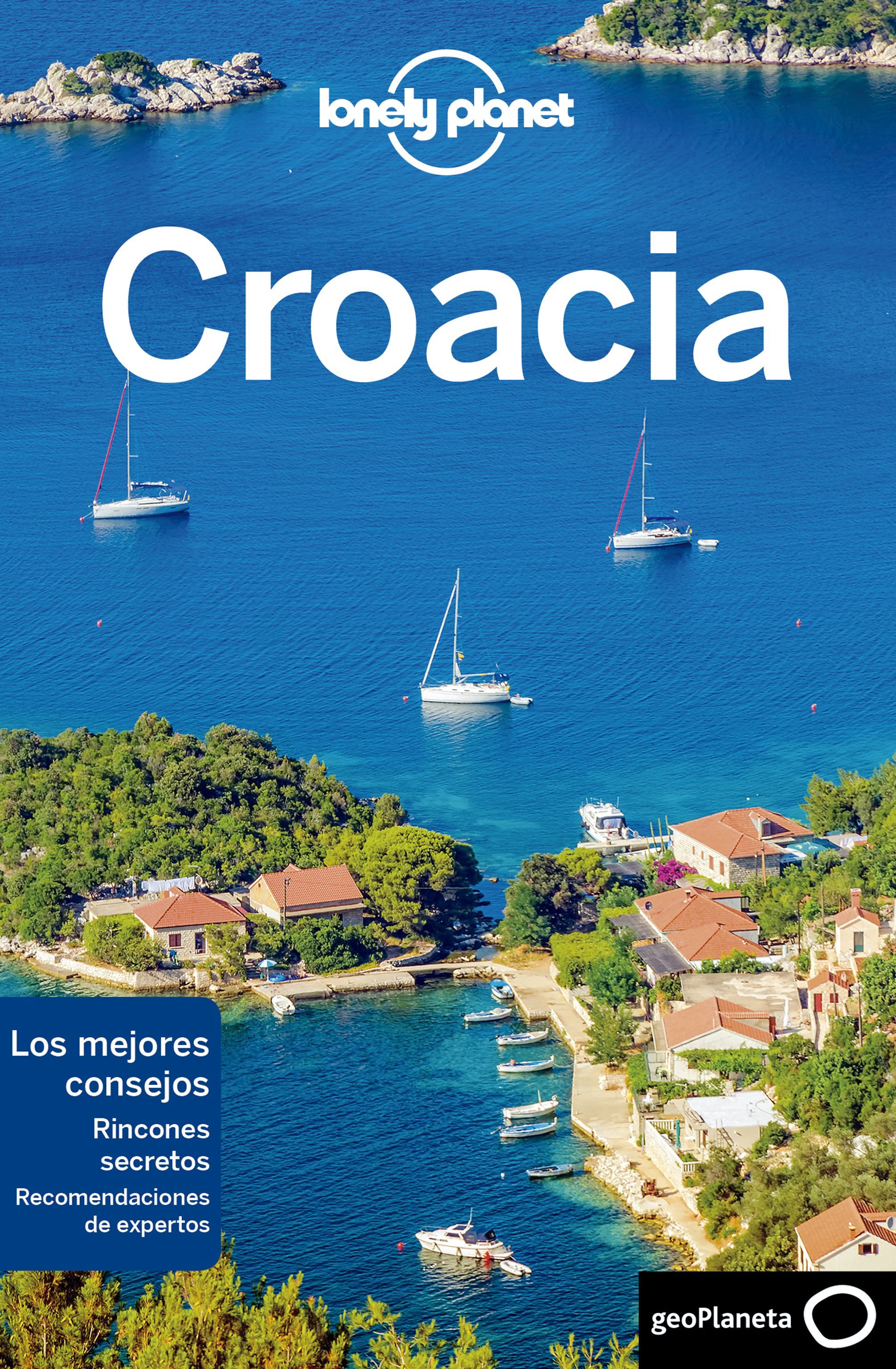CROACIA LONELY PLANET