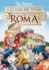 CAZA DEL TESORO EN ROMA