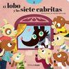 LOBO Y LAS SIETE CABRITAS