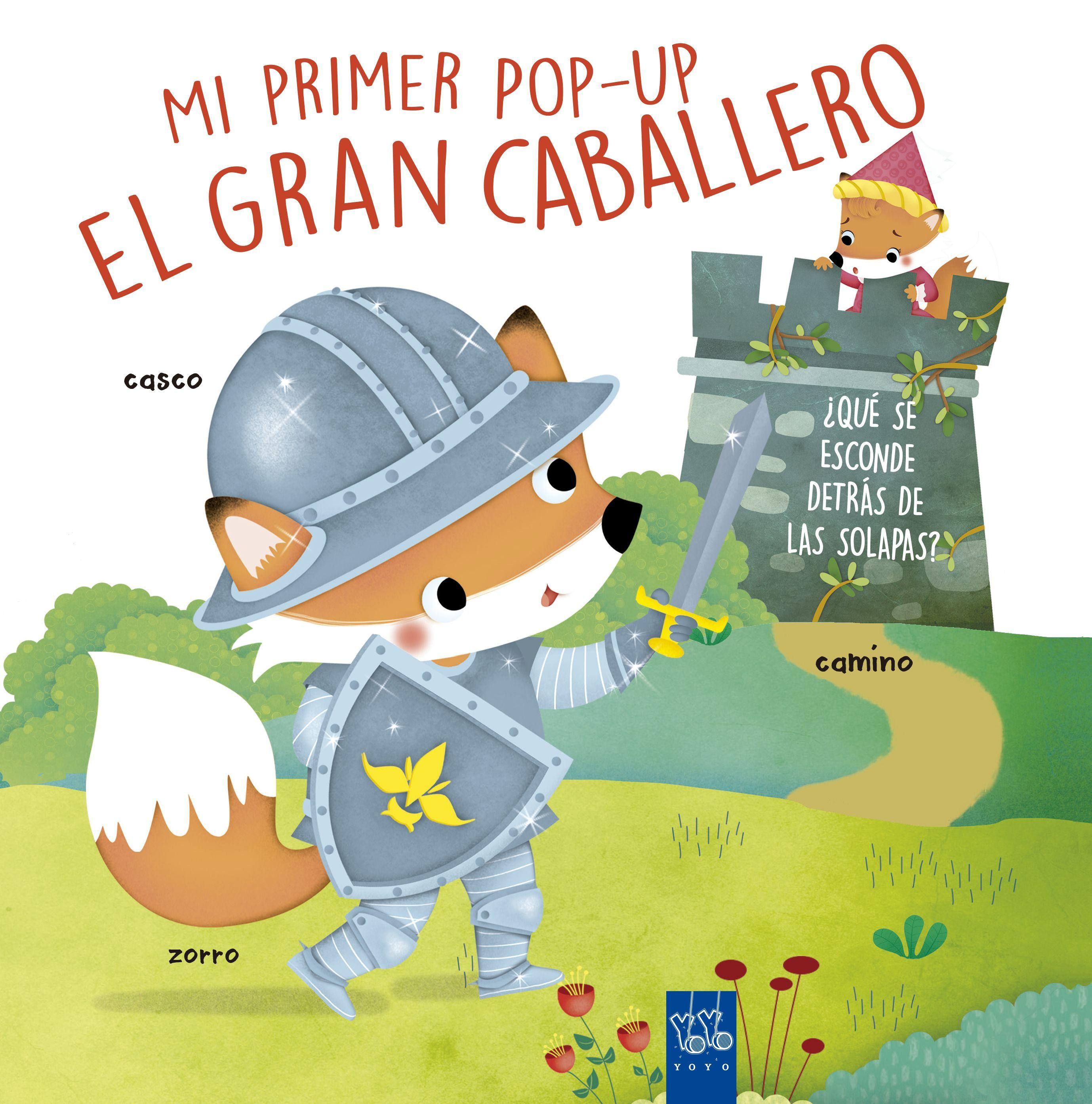 GRAN CABALLERO EL MI PRIMER POP UP
