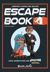 PLAYMOBIL LA PELICULA ESCAPE BOOK