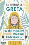 HISTORIA DE GRETA THUNBERG