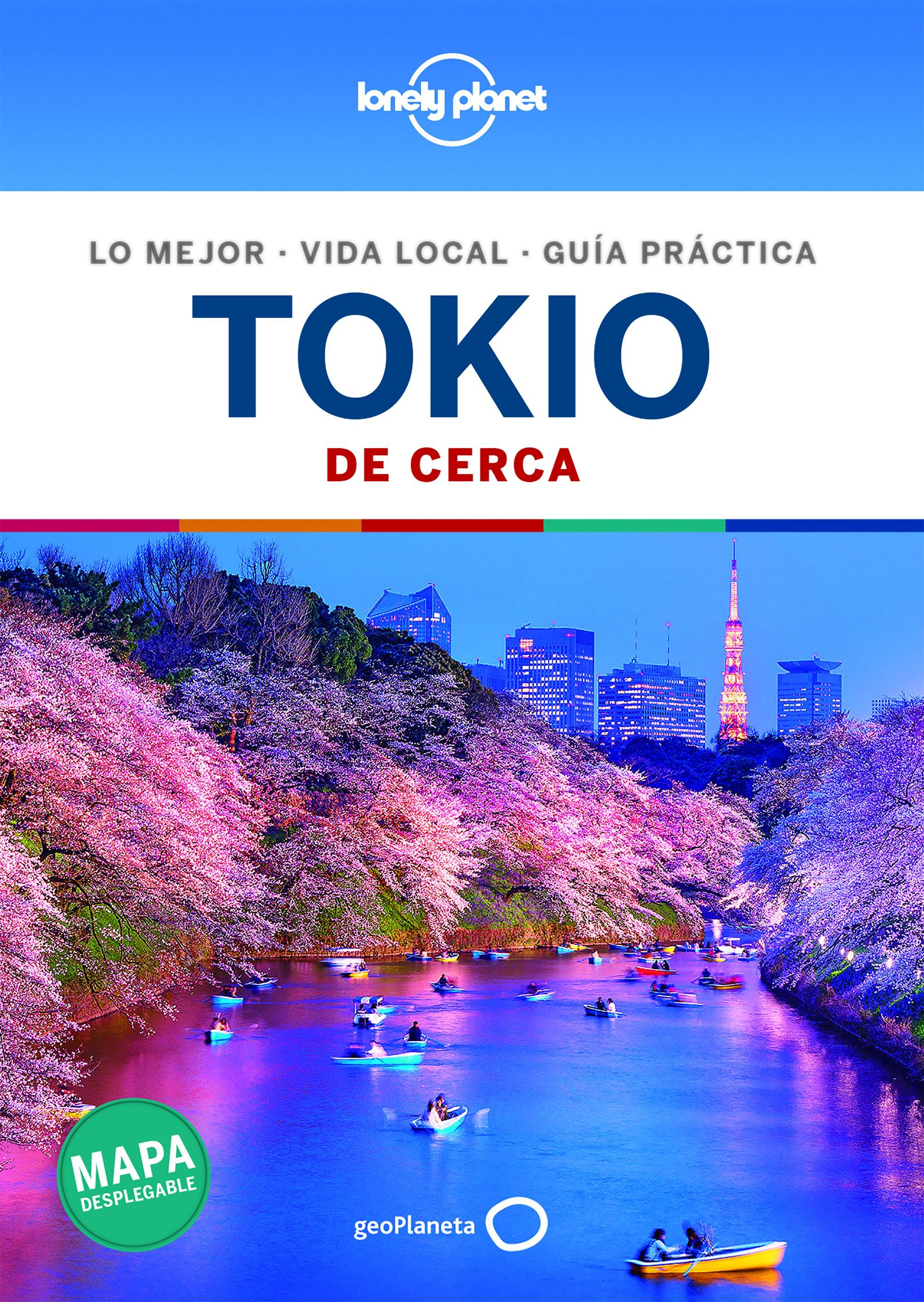 TOKIO DE CERCA LONELY PLANET