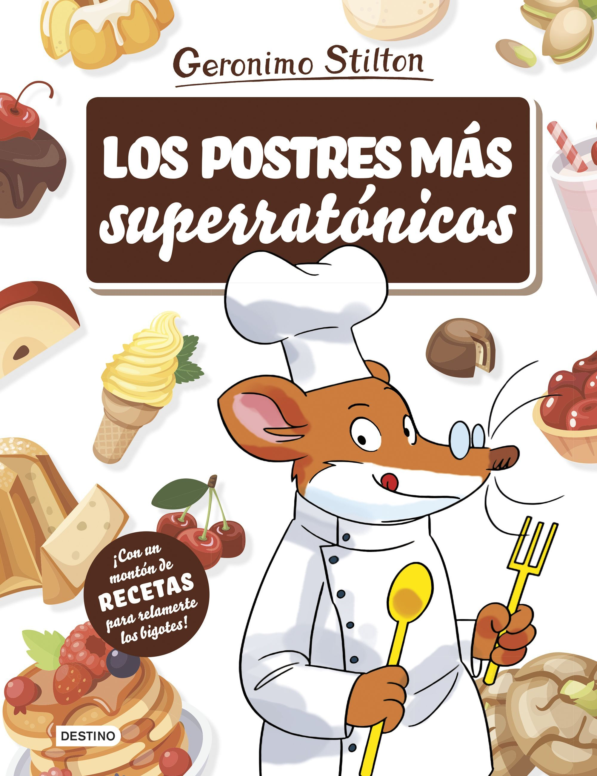 POSTRES MAS SUPERRATONICOS