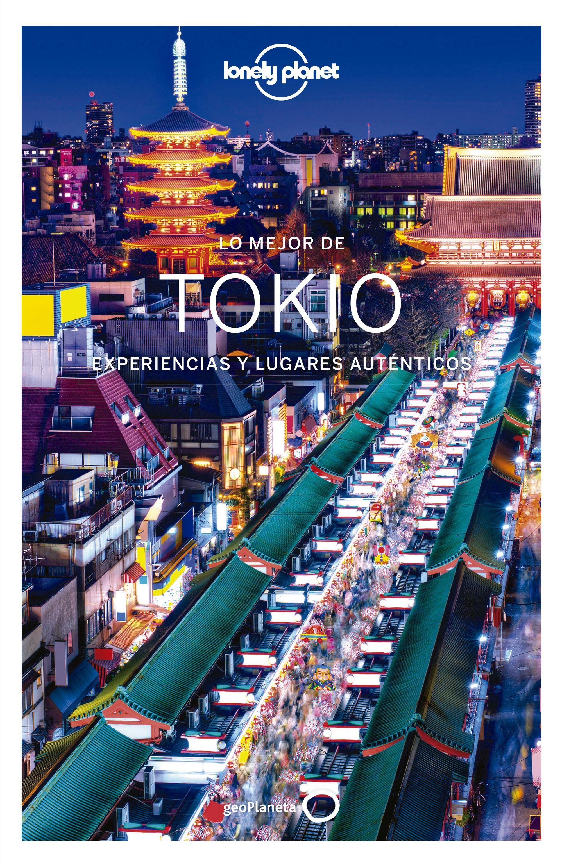 LO MEJOR DE TOKIO LONELY PLANET