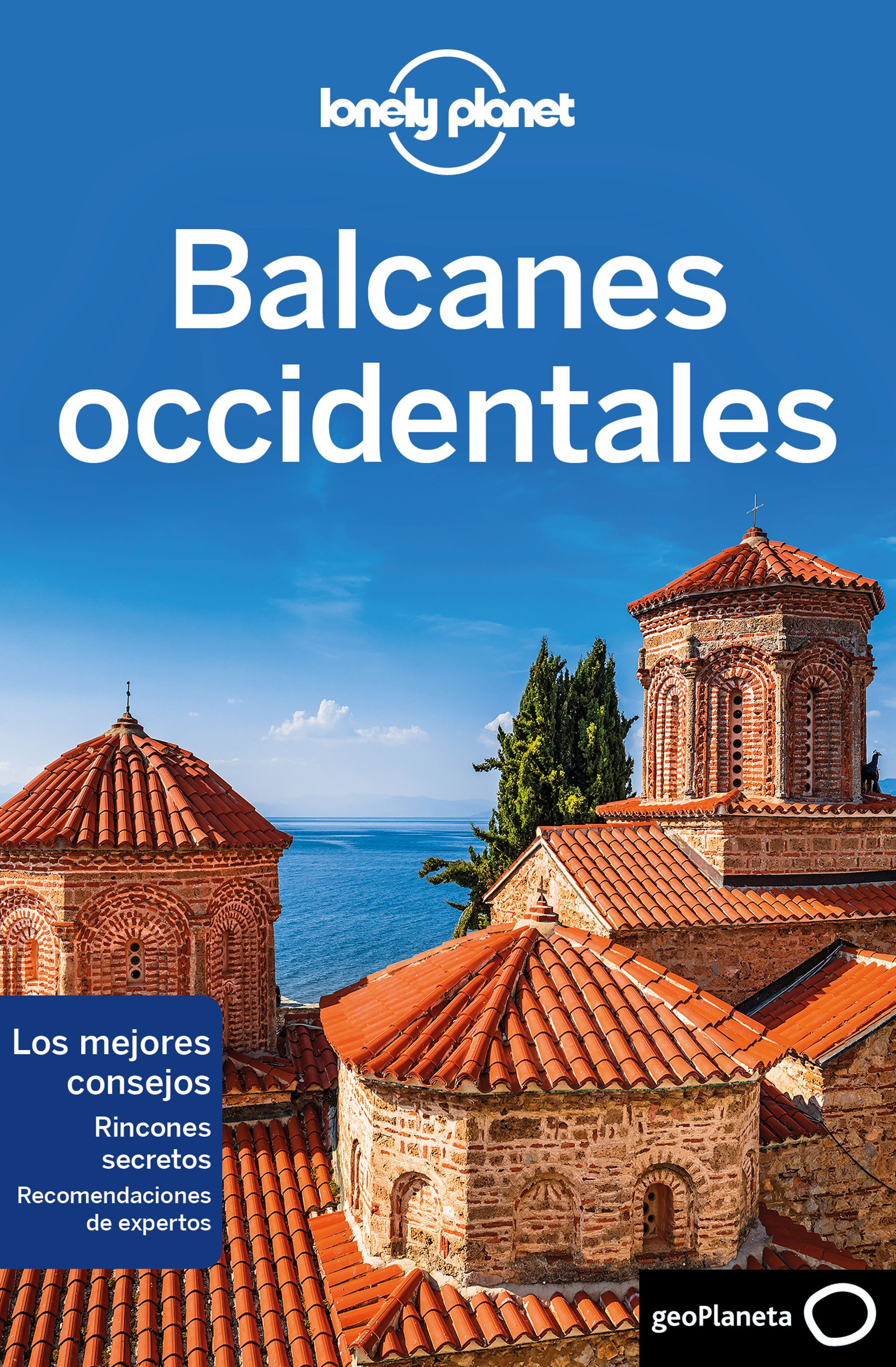 BALCANES OCCIDENTALES LONELY PLANET