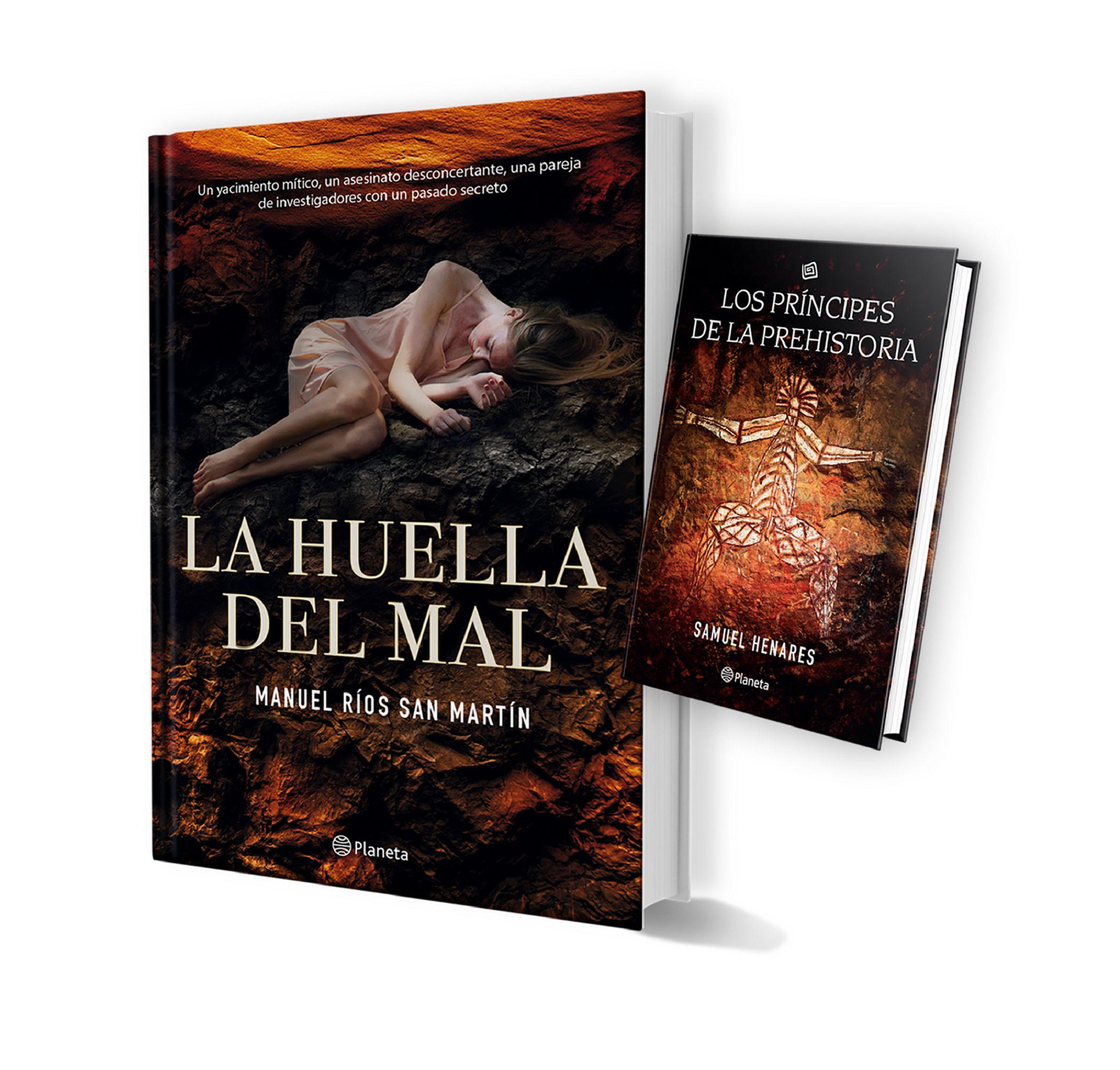 HUELLA DEL MAL LA PACK