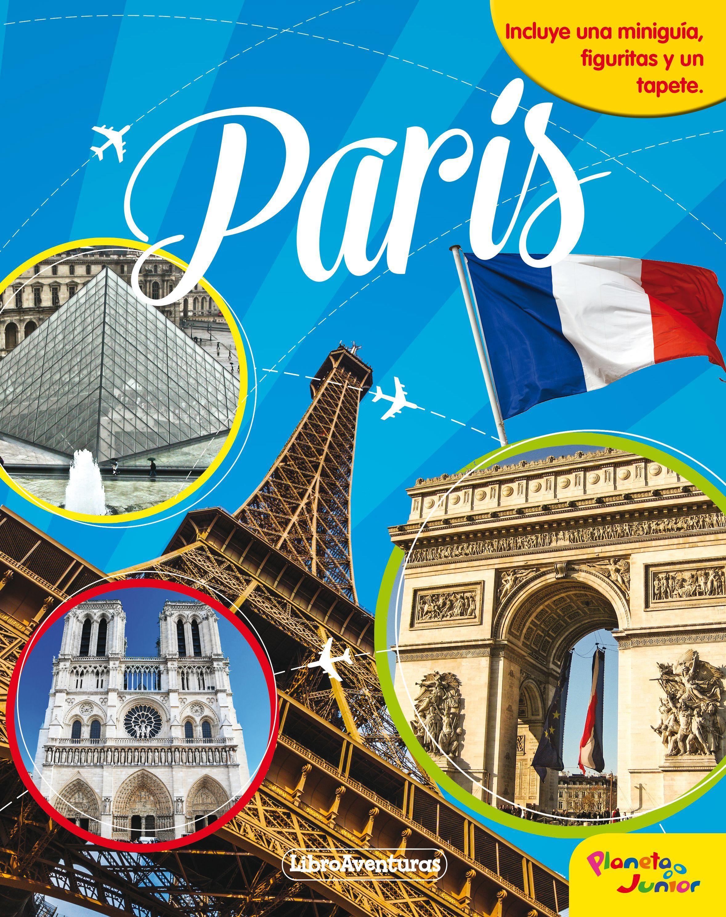 PARIS LIBROAVENTURAS