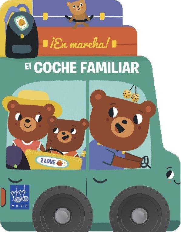 EL COCHE FAMILIAR. SOBRE RUEDAS