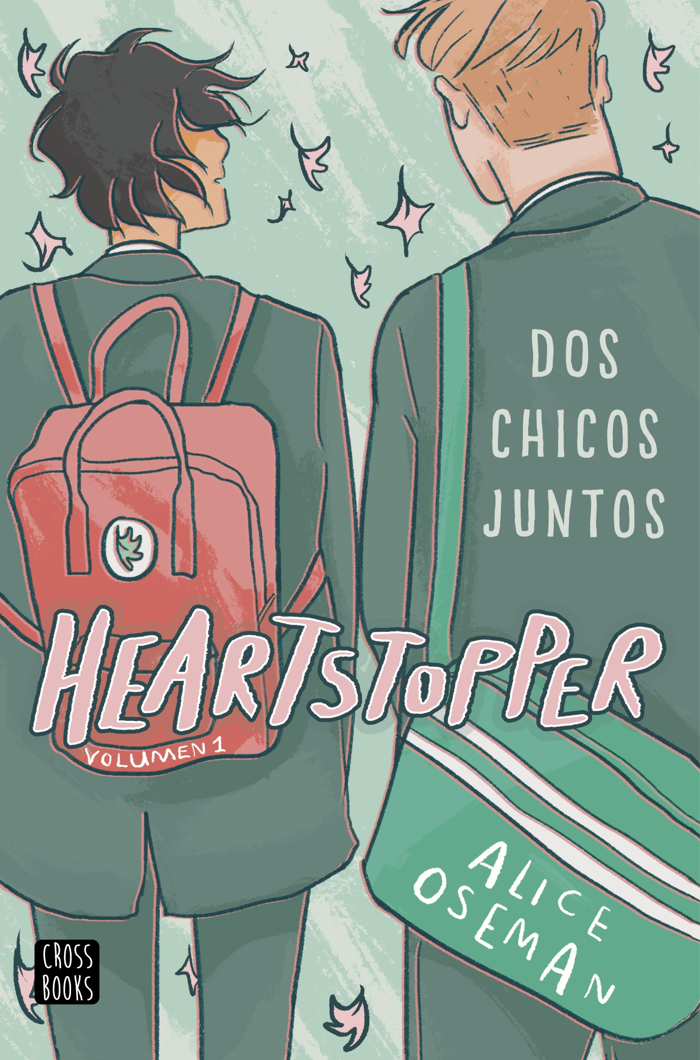 HEARTSTOPPER 1 DOS CHICOS JUNTOS