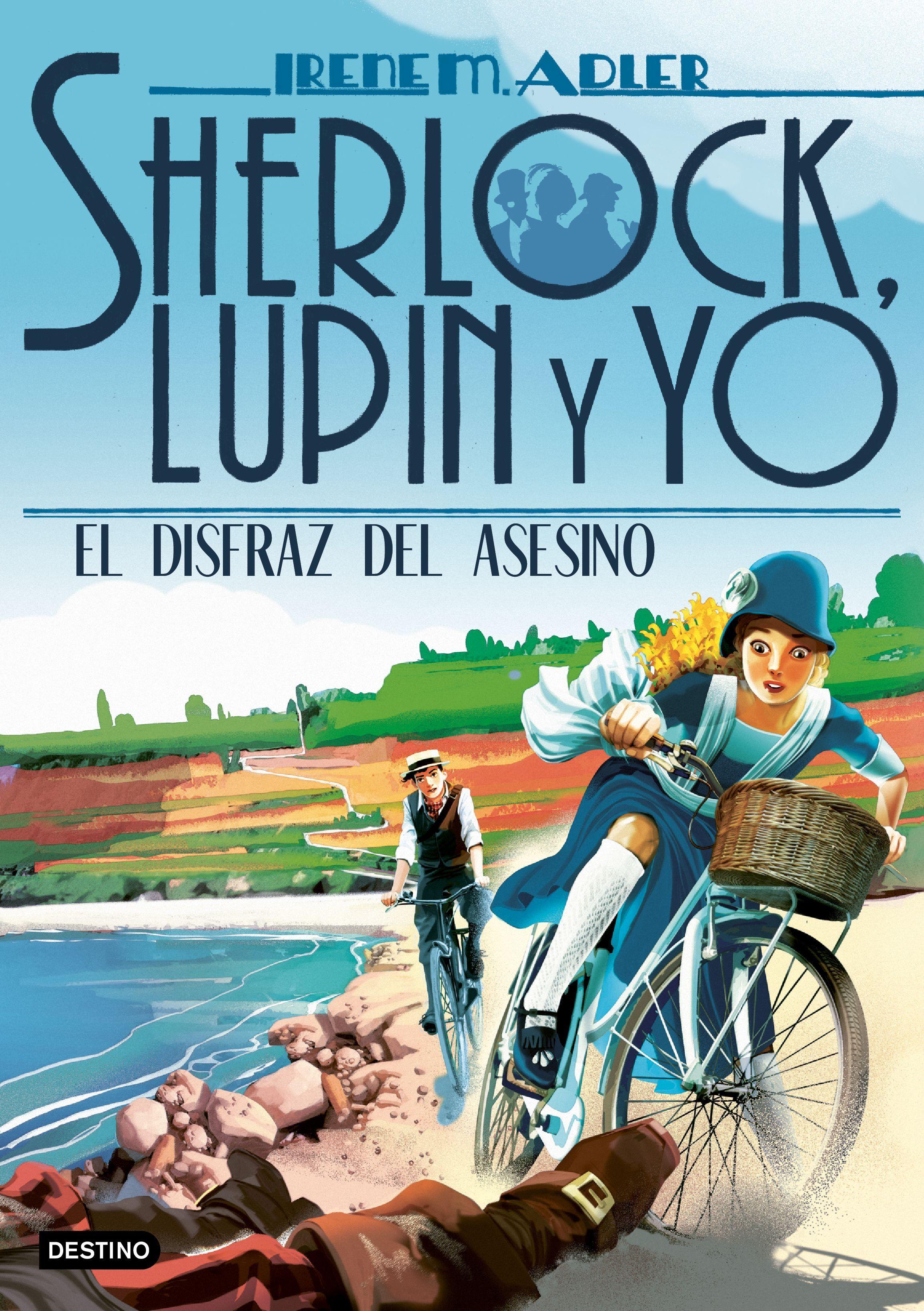 SHERLOCK LUPIN Y YO 16 EL DISFRAZ DEL ASESINO