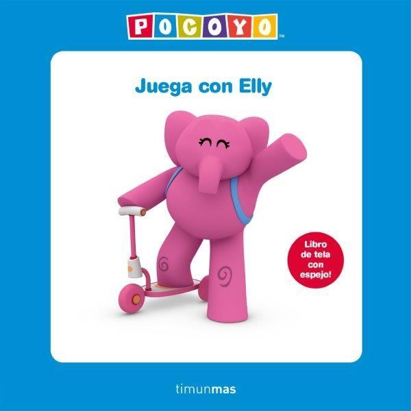 JUEGA CON ELLY LIBRO DE TELA